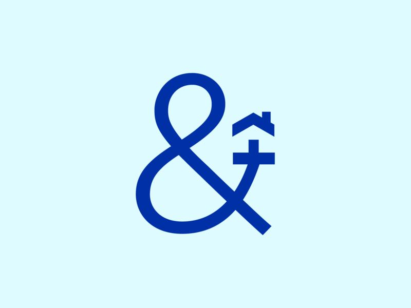 Jones & Jones Real Estate - Logomark logo emblem