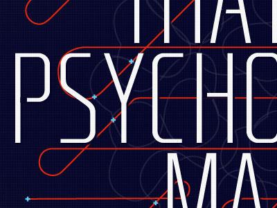 Psycho typography