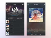 iOS - Music App