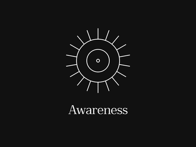 Awareness icon branding icon set icon design plume awerness icon iconography