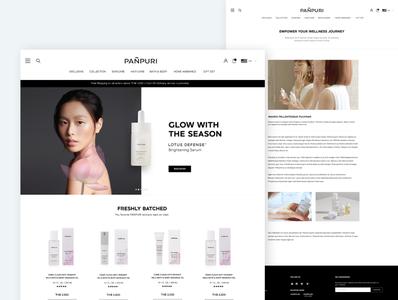 Panpuri Online shop