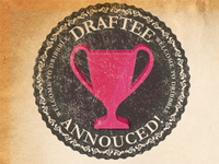 Dribbble Draftee Shot