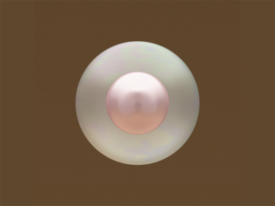 Experience orb rosegold organic artlanguage language art experience anxietyofimperfection