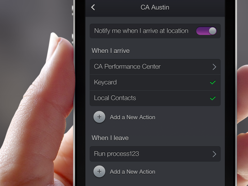 Settings Screen ios mobile iphone settings toggle switch list ios7