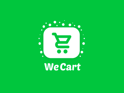 WeCart ux art direction delivery instant groceries