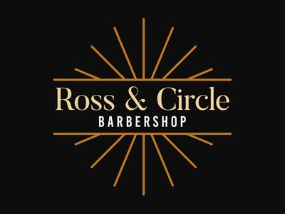 Ross & Circle graphicdesign logodesign design logo dailylogo dailylogochallenge