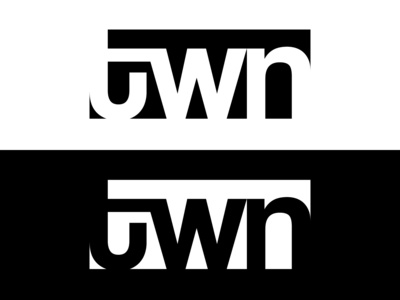 Daily Logo Challenge #37 - twn tv network television black and white graphicdesign design logo logodesign dailylogo dailylogochallenge