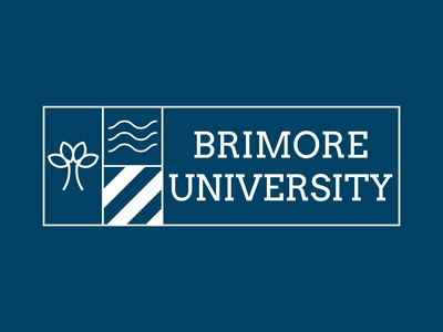 Daily Logo Challenge #38 - Brimore University university logo graphicdesign design logo logodesign dailylogo dailylogochallenge