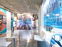 Temporary Leasing Office Environmental Displays