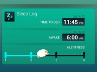 Mobile Wellness Sleep Tracker