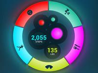 Mobile Wellness Vibrancy Tracker