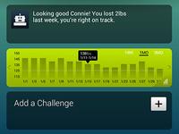 Mobile Wellness Weight Tracker
