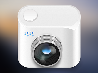 APP ICON: Simple Photo App Icon