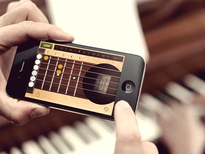 iOS: Guitar
