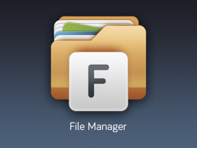 ICON: File Manager