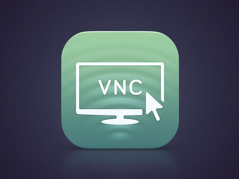 ICON: Remoter VNC icon remoter vnc ios ios 7 iphone