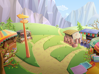 Background 4 for Happy Builder 2