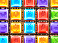 Cookies, jellies