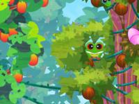 Yoohoo and frieds aplication background