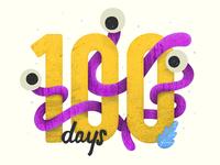 100 Days! Monster Guidebook