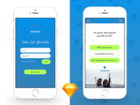 Genoapay App UI