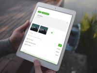 ITrade iPad app
