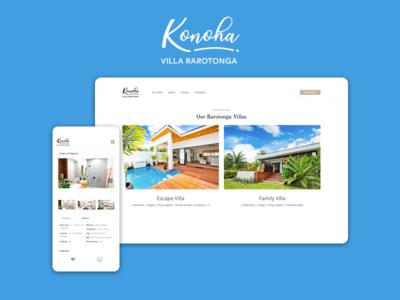 Konoha Villa Rarotonga