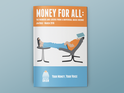 Money For All Report - Concept 2