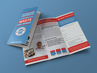 Auckland Ratepayers' Alliance Trifold Leaflet
