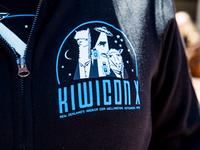 Kiwicon X Hoodie Detail