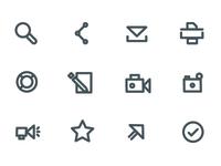 UI Icon Set
