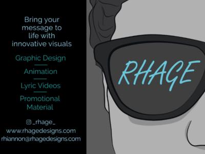 Business Card Design slogan promotion blue business card design brand identity brand graphic design design business card business