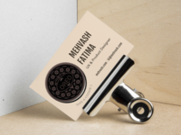 Business Card - oreo