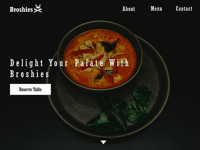 Landing Page design website logo mockup ui minimal