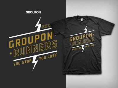 Groupon Runners Dept.