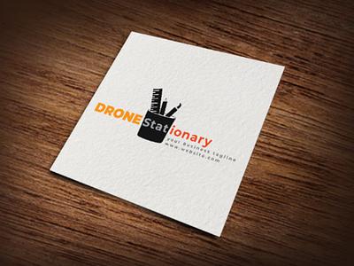 Initial stationery logo modern logo simple logo flat logo minimalist logo minimalist ubique logo unique logo design logo custom logo
