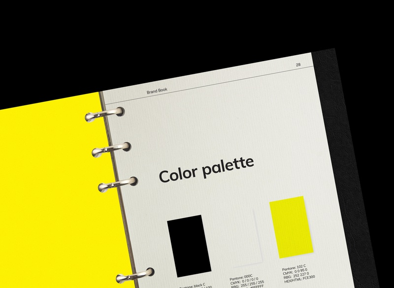 Brand Book Color Pallete branding concept brand branding and identity freelancer graphic design color palette brand designer branded collateral brand identity branding brand design