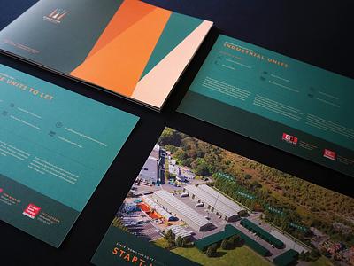 Final Printed Premium Brochure leaflet folder printed brochure brochure colorful green print design print brochure design graphic design brand design branding