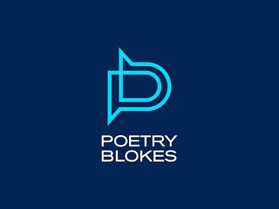 Podcast Logo Concept podcast lettermark brand creation monogram logo graphic design brand identity logo design logo brand design branding