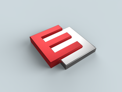 EE icon 3d