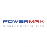 Powermax Signage