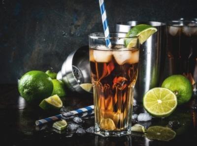 Breaking Down the: Long Island Iced Tea - Serving Alcohol logo shaker bars liquor web branding bartender bartenders alcohol