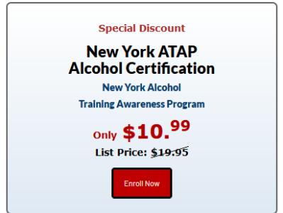 Bartender License New York branding liquor bartender bars bartenders alcohol