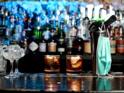 What you need to know about Pennsylvania Reopening design illustration bartender bartenders alcohol