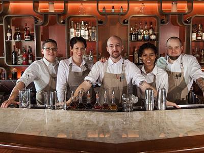 Massachusetts Bartender License liquor bartender illustration web alcohol