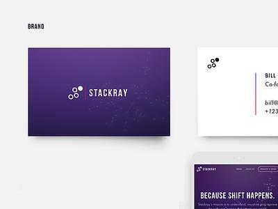 Shift happens card branding