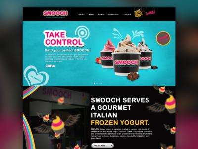 Smooch Website Design