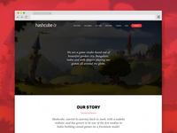 Hashcube Homepage