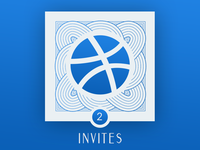 CLOSED -- 2 Dribbble Invites Giveaway