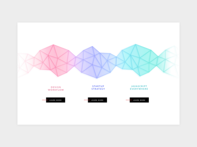 Website Strategies Section (WIP) design website clean illustration branding app card ux ui